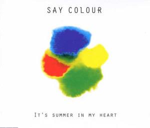 It's Summer In My Heart (Radio Edit)