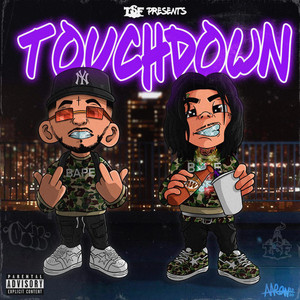 Touchdown cover art