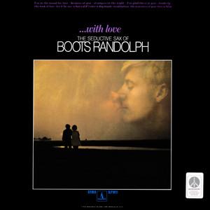 With Love: The Seductive Sax of Boots Randolph album