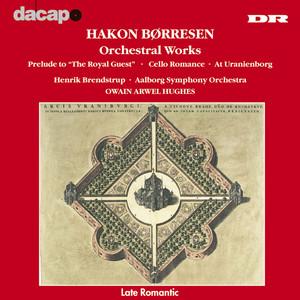 "Music for the Ballet ""At Uranienborg-Tycho Brahe's Dream"": No. 11 Dance Of The Stars - Allegretto cover art"