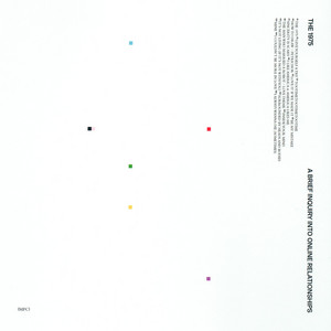 The 1975 cover art