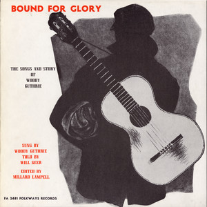 Bound for Glory: Songs and Stories of Woody Guthrie album
