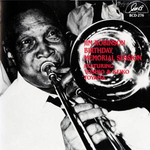 Jim Robinson Birthday Memorial Session album
