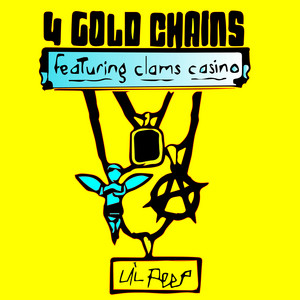 Lil Peep – 4 Gold Chains (Studio Acapella)