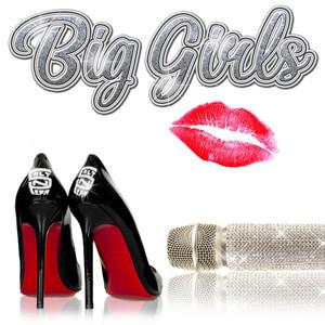Big Girls (Wiz Mix) cover art