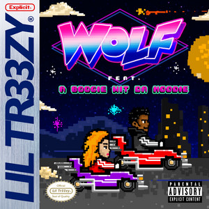 Wolf cover art