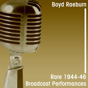 Rare 1944-46 Broadcast Performances album