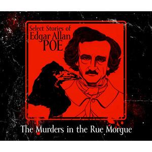 The Murders in the Rue Morgue (Unabridged) Audiobook