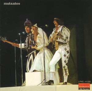 Don Quixote by Os Mutantes