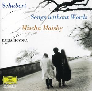 Die schöne Müllerin, Op. 25, D. 795: No. 19 Der Müller und der Bach by Franz Schubert, Mischa Maisky, Daria Hovora