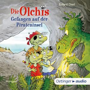 Die Olchis. Gefangen auf der Pirateninsel Hörbuch kostenlos