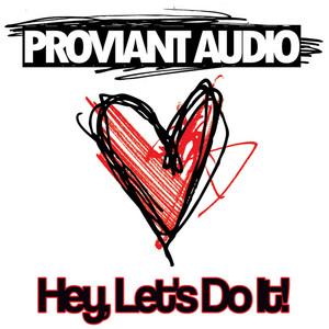 Hey Let's Do It! - Jay Shepheard Remix cover art