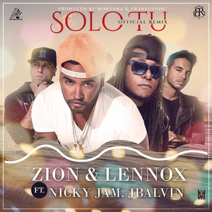 Solo Tu (Remix) [feat. Nicky Jam & J Balvin]