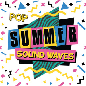 Pop Summer Sound Waves