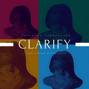 Ceega Wa Meropa, Rony M ft. Petmuso – Clarify (Studio Acapella)