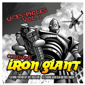 Cesphiles Vol. 1 Codename:Irongiant