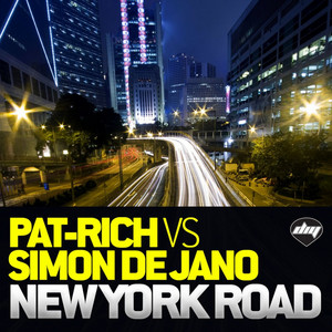 New York Road  - Pat-Rich Vs Simon De Jano cover art