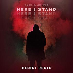 DNIR & Crives – Here I Stand (Studio Acapella)