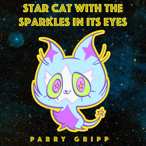 Star Cat With the Sparkles in Its Eyes