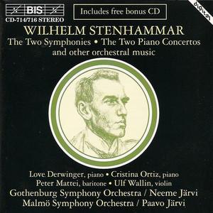 Stenhammar: Symphonies Nos. 1 and 2 / Piano Concertos Nos. 1 and 2 / Orchestral Music