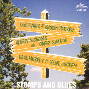 Stomps and Blues album