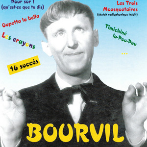 16 succès de Bourvil album