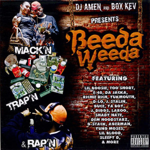 DJ Amen & Box Kev Present: Mack'n, Trap'n, & Rap'n