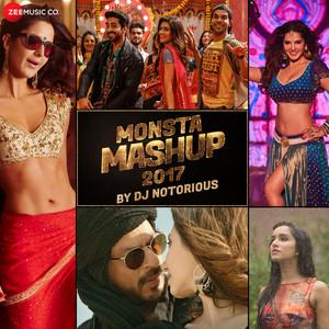 Monsta Mashup 2017 cover art