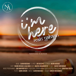 """Mein Yahaan (From """"I Am Here"""")"""