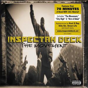 Inspectah Deck – City High (Studio Acapella)