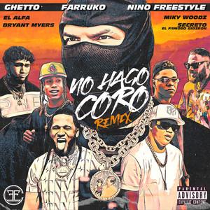 No Hago Coro (Remix)