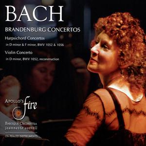 Bach: Brandenburg Concertos, Harpsichord & Violin Concertos album