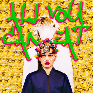 ALL-YOU-CAN-EAT cover art