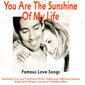 You Are the Sunshine of My Life - Famous Love Songs album