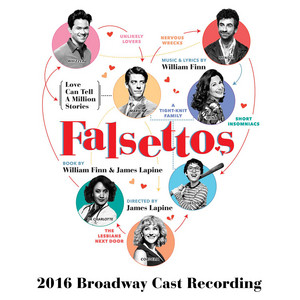 Falsettos (2016 Broadway Cast Recording) album