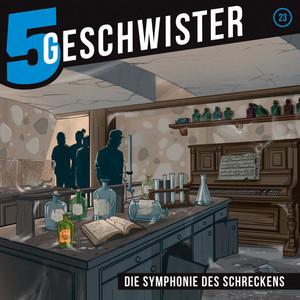 Die Symphonie des Schreckens (5 Geschwister 23) [Kinder-Hörspiel] Hörbuch kostenlos