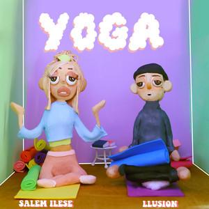 Yoga cover art