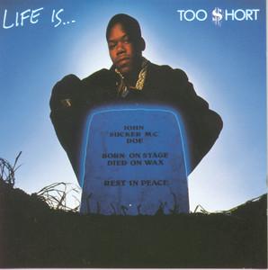 Too Short – I Ain't (Percapella)(Studio Acapella)