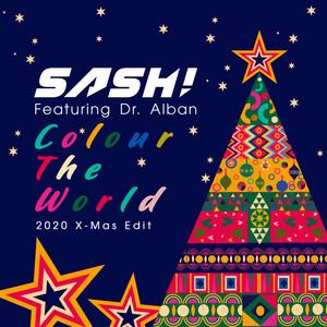 Sash - Colour the world