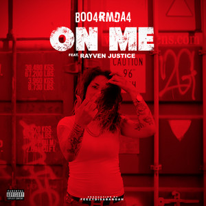 Boo ft. Rayven Justice –  On Me (Studio Acapella)