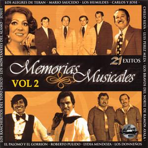 Memorias Musicales (Vol. 2) album