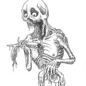 Dead Body Vandal