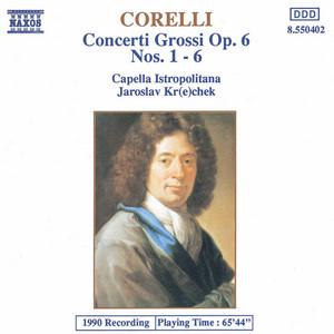 Concerto Grosso In D Major, Op. 6, No. 1 : I. Largo by Arcangelo Corelli, Ludovit Kanta, Quido Holbling, Anna Holbling, Daniela Ruso, Capella Istropolitana
