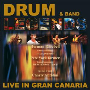 Drum Legends & Band - Live In Gran Canaria album