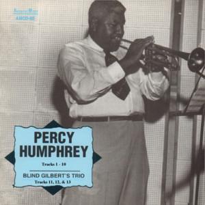 Percy Humphrey / Blind Gilbert's Trio album