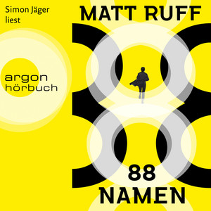 88 Namen (Ungekürzte Lesung) Audiobook