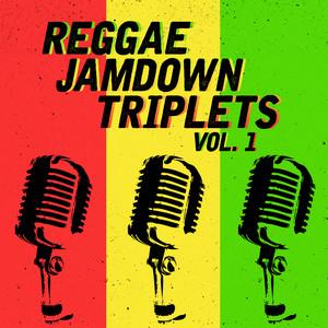 Reggae Jamdown Triplets - Anthony B, Beenie Man, Capleton