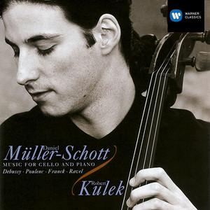 Poulenc: Cello Sonata, FP 143: II. Cavatine by Francis Poulenc, Daniel Müller-Schott/Robert Kulek