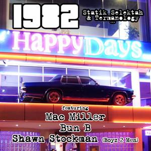 Happy Days (feat. Mac Miller, Bun B & Shawn Stockman of Boyz 2 Men)
