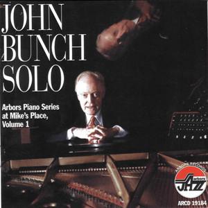 Vol. 1: John Bunch Solo album